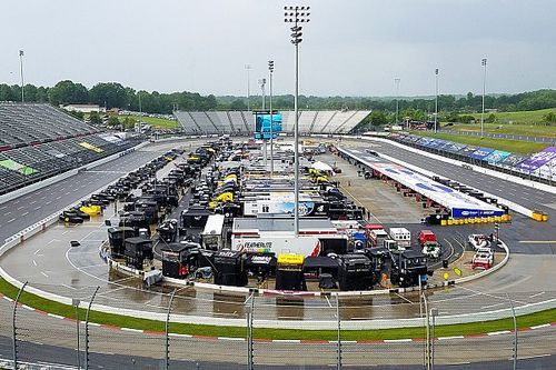 NASCAR to test rain tires at Martinsville Speedway