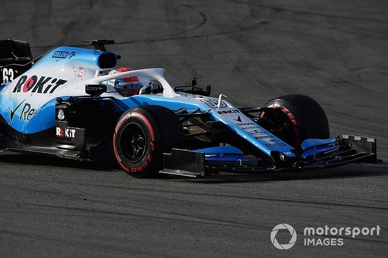 Расселл: Новий Williams відчувається гарним і стабільним попри невдачі