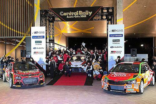 セントラルラリーはヤリスWRCの勝田が優勝。WRC日本への課題も浮き彫りに
