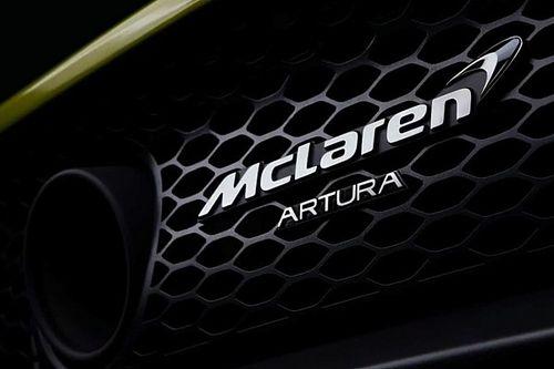 Следом за новым болидом McLaren покажет новый суперкар