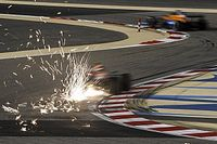 Sainz: Bahrain outer loop on limit of being 'dangerous'