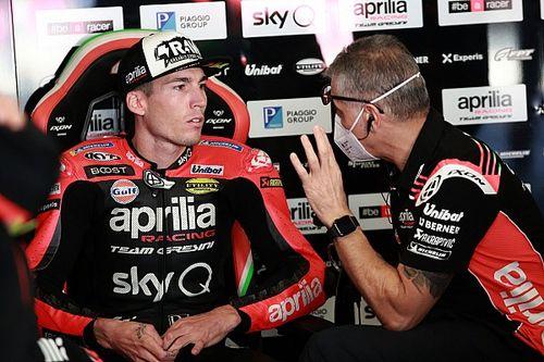 Tercepat di Jerez, Aleix Espargaro Lewati Rekor Marquez