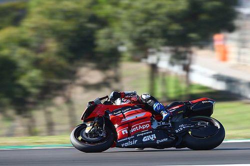 Ducati zostaje w MotoGP