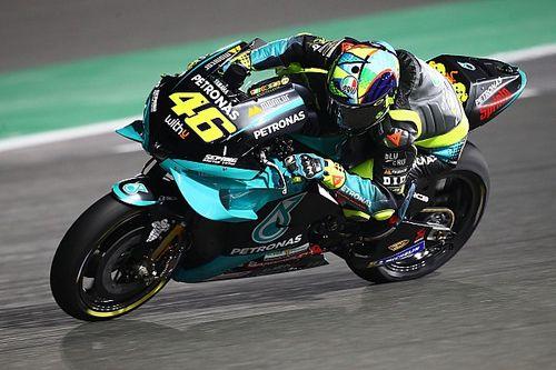 "Valentino Rossi: First Petronas SRT MotoGP laps felt ""strange"""