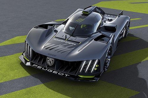 WEC: Peugeot revela imagens de hipercarro radical da volta a Le Mans, sem asa traseira