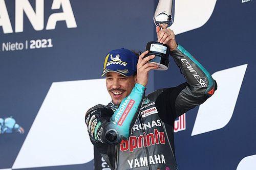 "Franco Morbidelli: ""Ce podium a la saveur d'une victoire"""