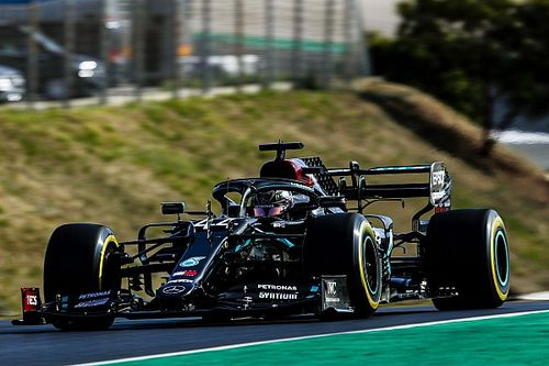 Hamilton nella storia della F1 supera il record di Schumi a Portimao