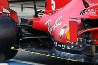 Ferrari va tester un fond plat 2021 à Portimão