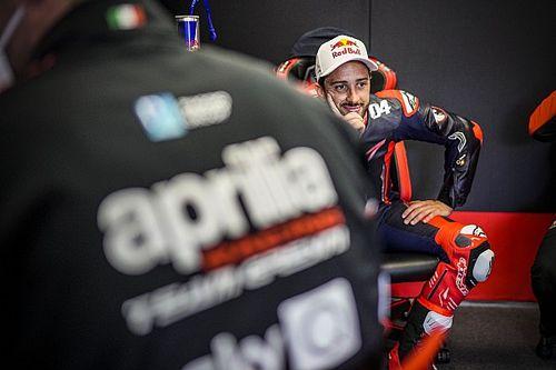 Dovizioso ne songe pas à une wild-card avec Aprilia en 2021