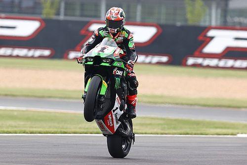 Rea Lebih Pilih WSBK ketimbang MotoGP