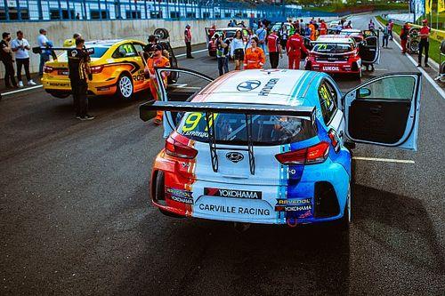 Прямой эфир: вторая гонка российского «Туринга» в Нижнем