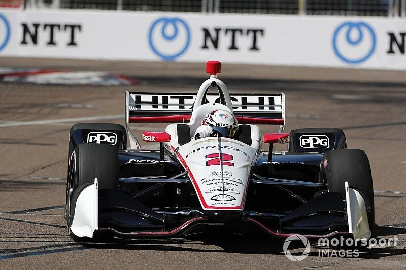 St. Petersburg IndyCar: Newgarden wins, beats Dixon, Power