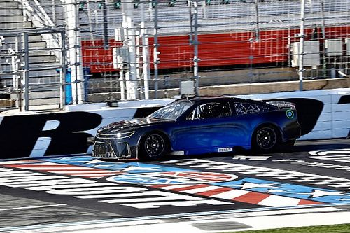 "Feedback from Next Gen car ""wasn't as good"" on Charlotte oval"