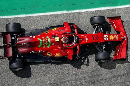 F1: Ferrari e Williams se juntam às equipes com assoalho em 'Z'
