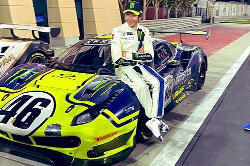 Il futuro GT di Valentino Rossi: cervello e pazienza, non pretese