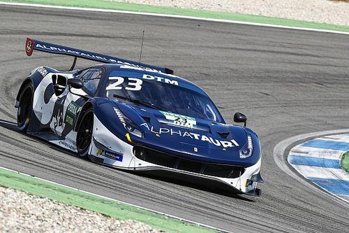 Элбон: Участие в DTM не поможет вернуться в Ф1