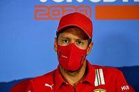 """Ferrari explains why """"first choice"""" Vettel was axed"""