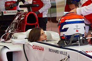 Tatiana Calderón entre siete pilotos mujeres para test de Fórmula E