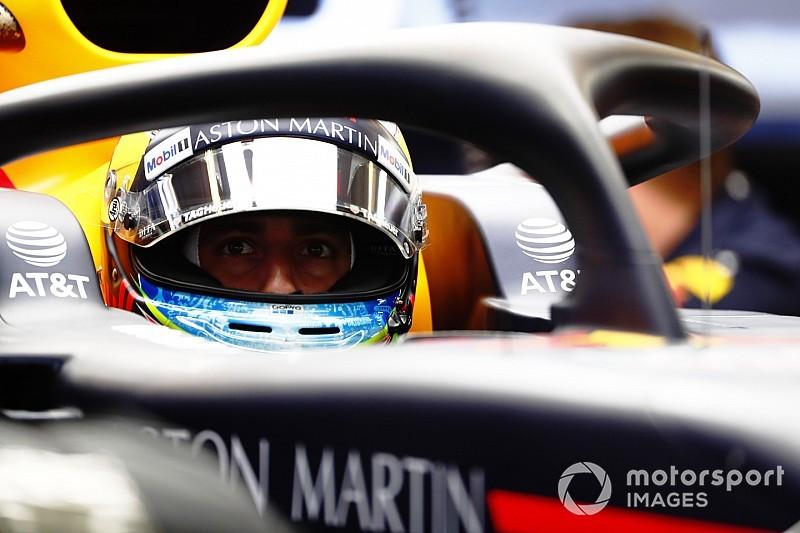 Red Bull refuse que Ricciardo teste la Renault 2018