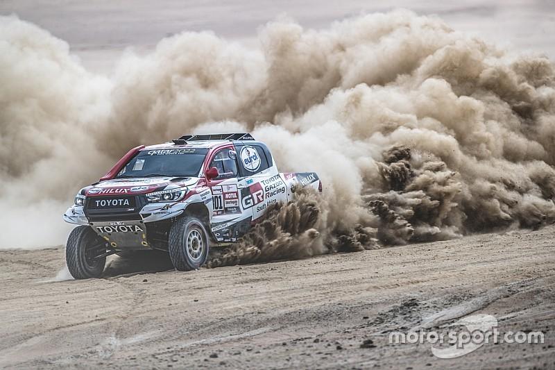 Dakar Stage 4: Al-Attiyah perbesar keunggulan