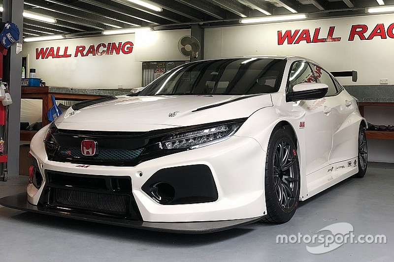 First Honda TCR car lands in Australia