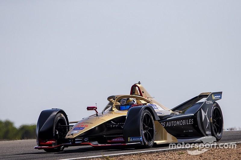 Techeetah, 2018/19 Formula E aracını tanıttı, Vergne ve Lotterer'i açıkladı