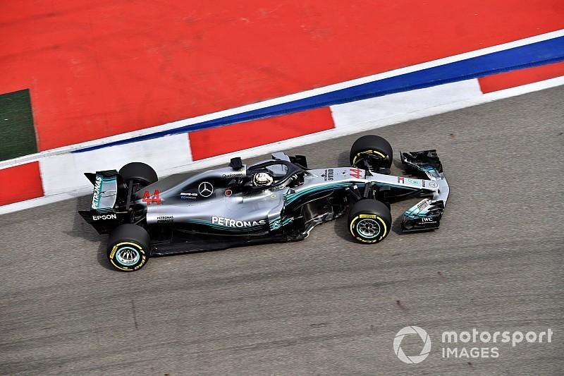 Rusya GP 2. antrenman: Hamilton lider, Bottas ikinci!