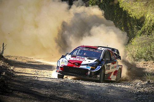 Oppermachtige Rovanpera pakt tweede WRC-zege op Grieks gravel