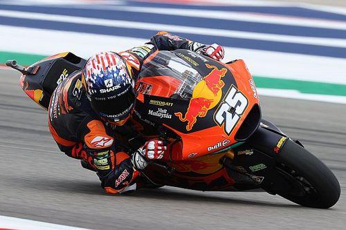 Moto2 Austin: Raul Fernandez kazandı, şampiyona lideri Gardner düştü