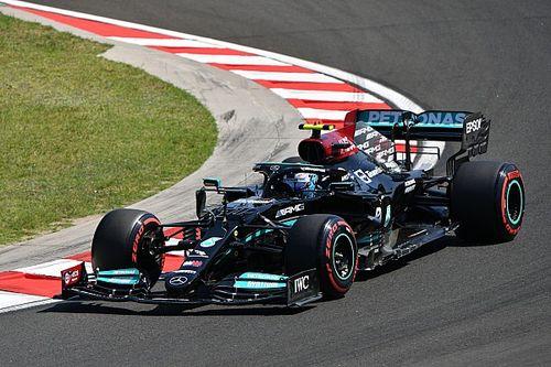 Mercedes responde a Verstappen con un doblete en la FP2 de Hungría