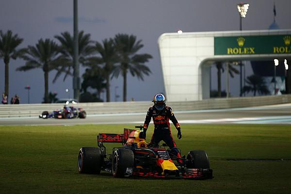 Fórmula 1 Red Bull ve excesiva su tasa de abandonos en 2017