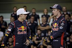 Fórmula 1 Noticias En Toro Rosso viven estrés por perder el sexto sitio de constructores