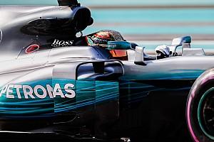 Abu Dhabi, Libere 2: Hamilton davanti, Vettel è molto vicino