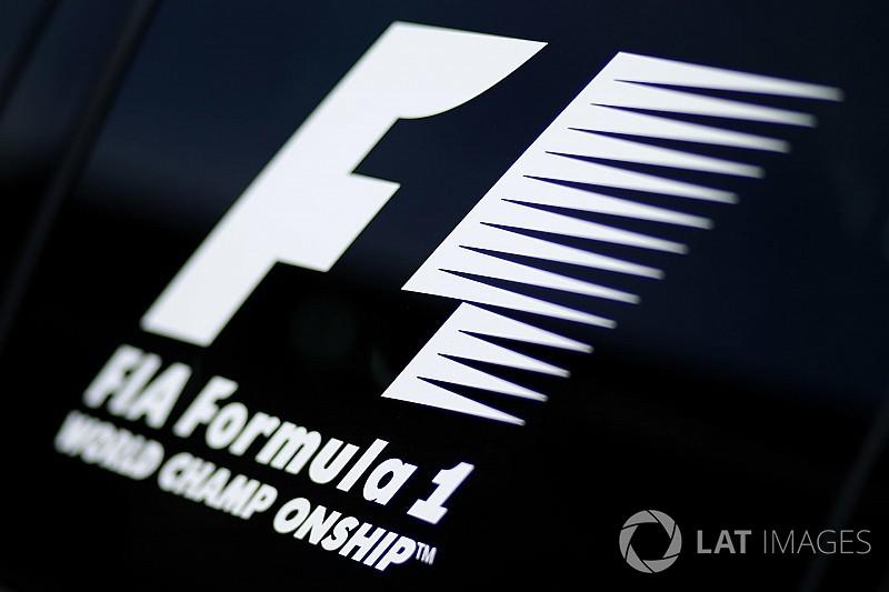 le nouveau logo de la f1 va tre d voil abu dhabi. Black Bedroom Furniture Sets. Home Design Ideas