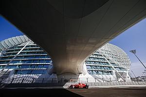 阿布扎比大奖赛周五FP1:维特尔力压汉密尔顿居首