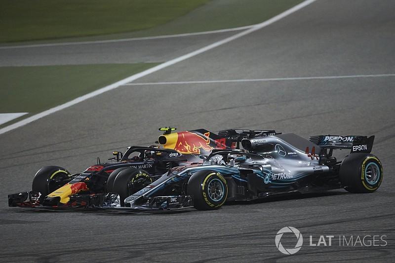 Verstappen: é fácil para Hamilton culpar o piloto mais jovem