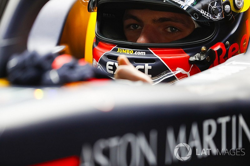 Verstappen admite culpa, mas nega que precise se acalmar