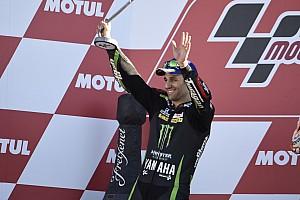 MotoGP Réactions En un an, Zarco est passé de simple rookie à prétendant à la victoire