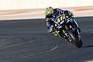 VIDEO: Kecelakaan Rossi pada tes Valencia hari pertama