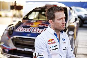 Ле-Ман Важливі новини Ож'є забажав виступити в «Ле-Мані» після завершення кар'єри у WRC