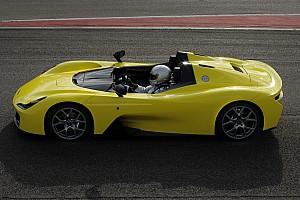 Automotive Breaking news Dallara Stradale packs 400bhp in a very light and versatile body