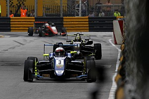 F3 Special feature Video: Habsburg on the Macau GP climax