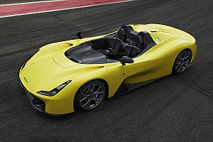 Top Gear checks out the Dallara Stradale on track