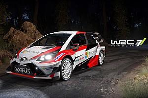 WRC 速報ニュース 【PR】『WRC 7』が11月16日より発売。ヤリスWRCで世界の道を走破