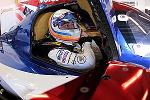"""IMSA 速報ニュース アロンソのデイトナ初レースは""""問題多発""""「驚いたけど、良い経験だ」"""