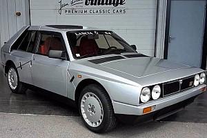 Auto Actualités À vendre, en France: Lancia Delta S4 Stradale