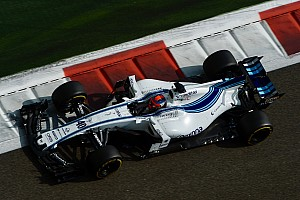 Williams dice que los tiempos de Kubica dan