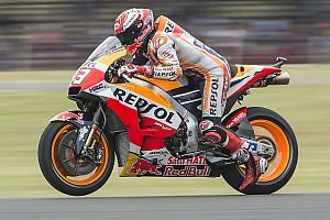 MotoGP Reaktion Zwei Beinahe-Crashs: Marquez' turbulenter Argentinien-Freitag
