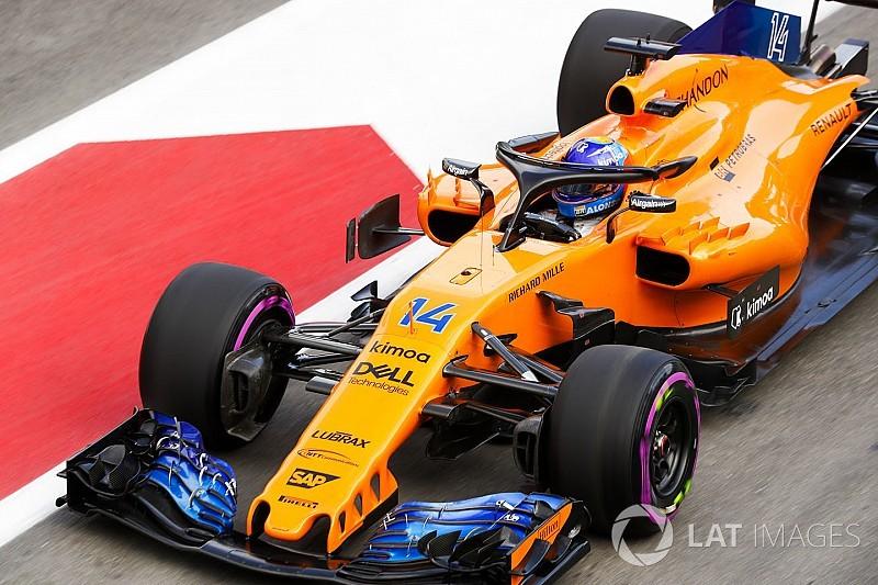 Alonso espera que rivais errem em novidades para Barcelona