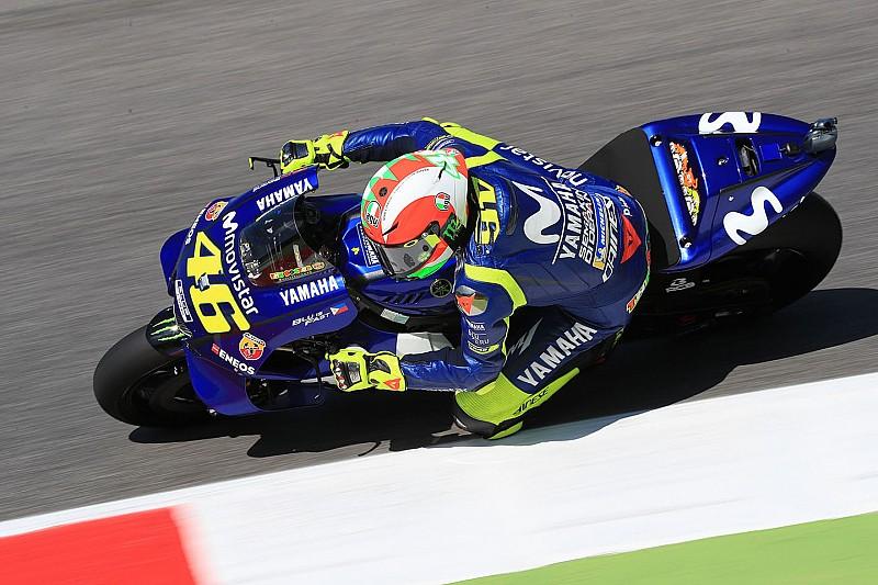 Стартова решітка Гран Прі Італії